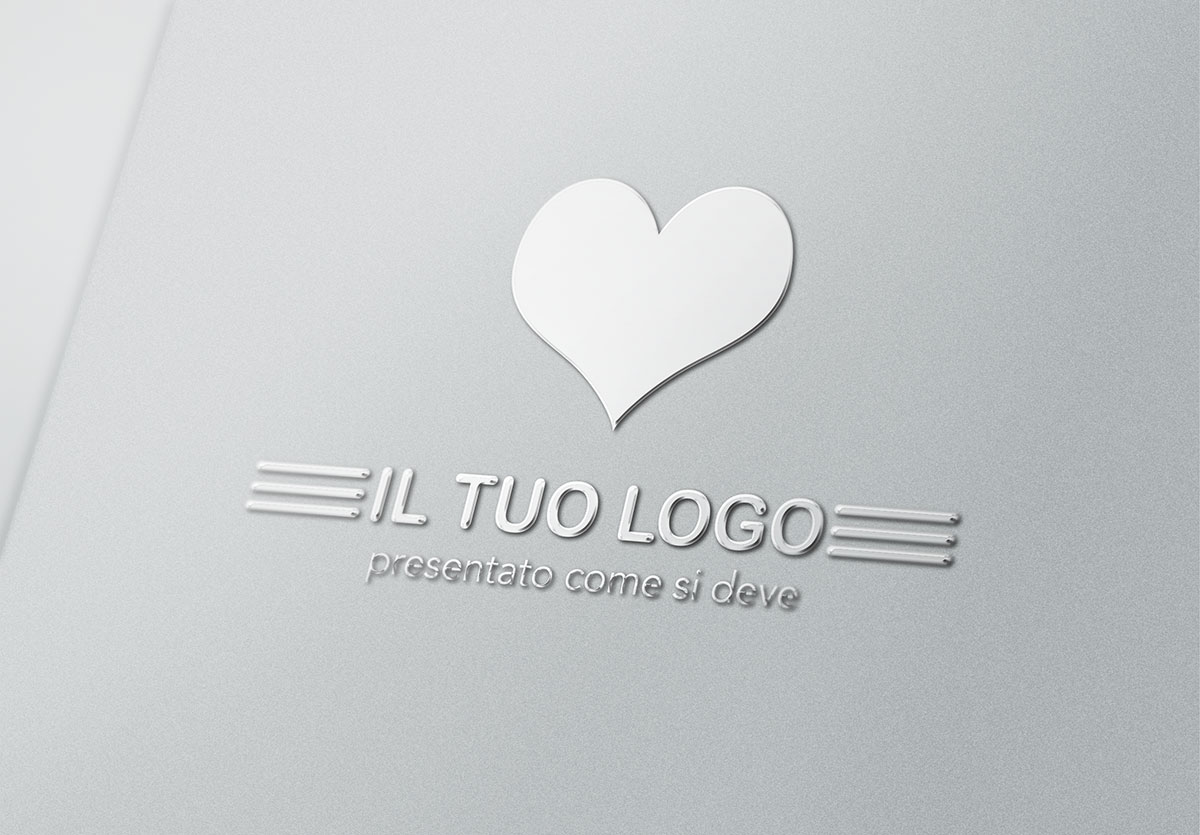 Presentare un Logo: documento con linee guida