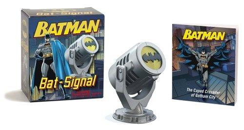 Tienilo acceso tutte le notti, magari Batman si farà vedere... Se succede, presentamelo!
