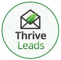 Thrive Leads è un plugin per ottimizzare le conversioni in WordPress