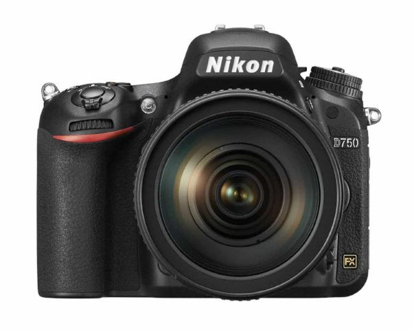 Le reflex pro offrono prestazioni che non sono paragonabili alle altre fotocamere. Questa è una Nikon D750
